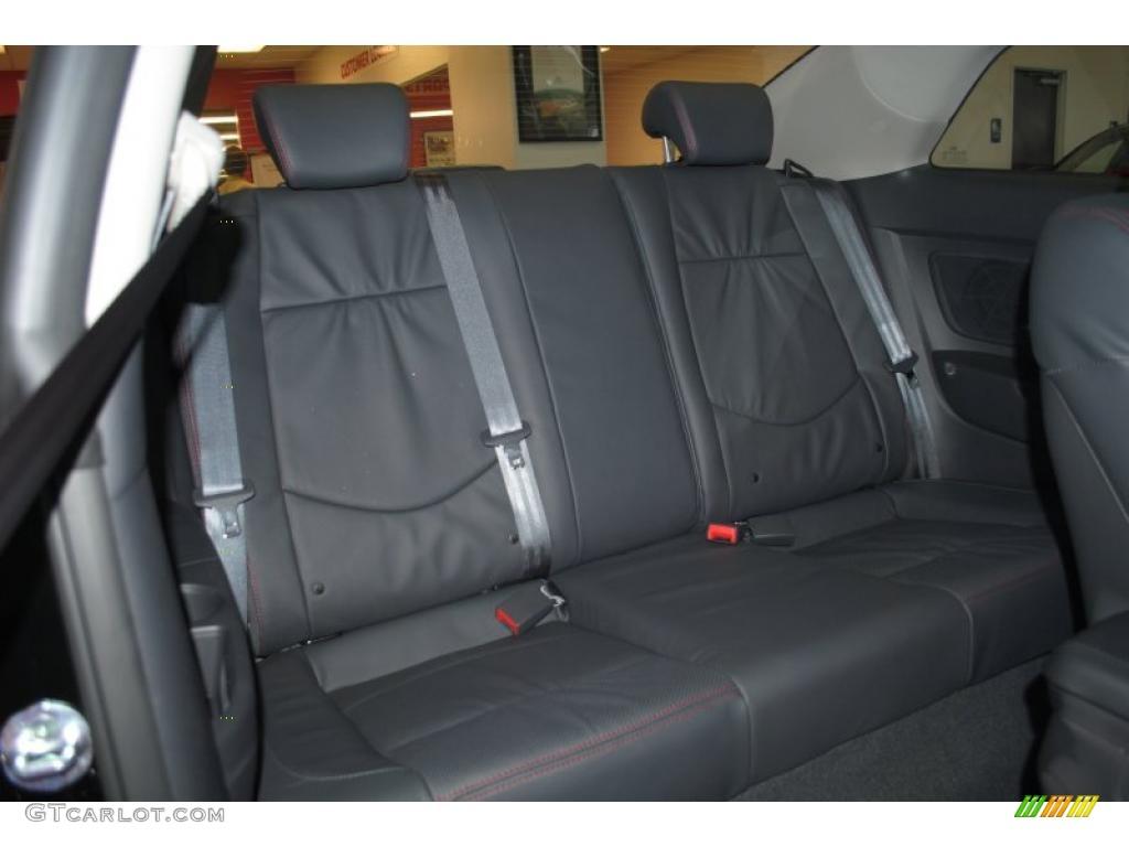 Black Sport Interior 2011 Kia Forte Koup Sx Photo 41096633 Gtcarlot Com