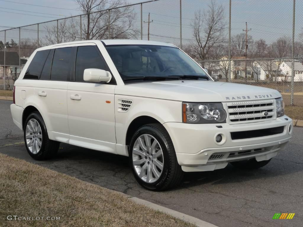 2006 chawton white land rover range rover sport supercharged 4093941 photo 2. Black Bedroom Furniture Sets. Home Design Ideas