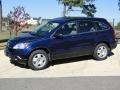 2008 Royal Blue Pearl Honda CR-V LX  photo #9