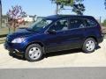 2008 Royal Blue Pearl Honda CR-V LX  photo #9