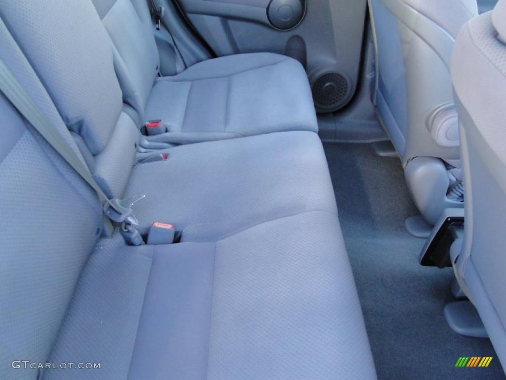 2008 CR-V LX - Royal Blue Pearl / Gray photo #29