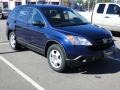 2008 Royal Blue Pearl Honda CR-V LX  photo #39