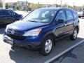 2008 Royal Blue Pearl Honda CR-V LX  photo #40
