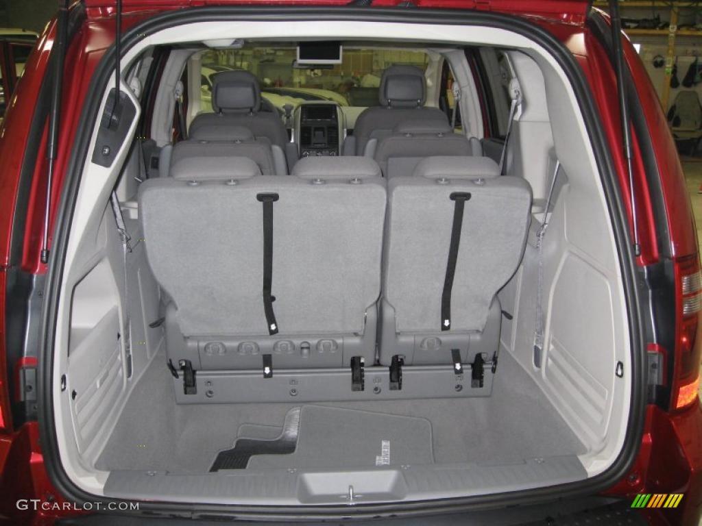 Minivan Interior Dimensions