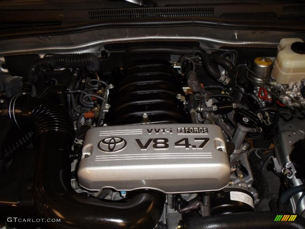 2006 toyota 4runner sr5 4 7 liter dohc 32 valve vvt v8 engine photo 41106262. Black Bedroom Furniture Sets. Home Design Ideas