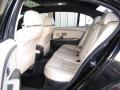 Black/Creme Beige 2004 BMW 7 Series 745i Sedan Interior