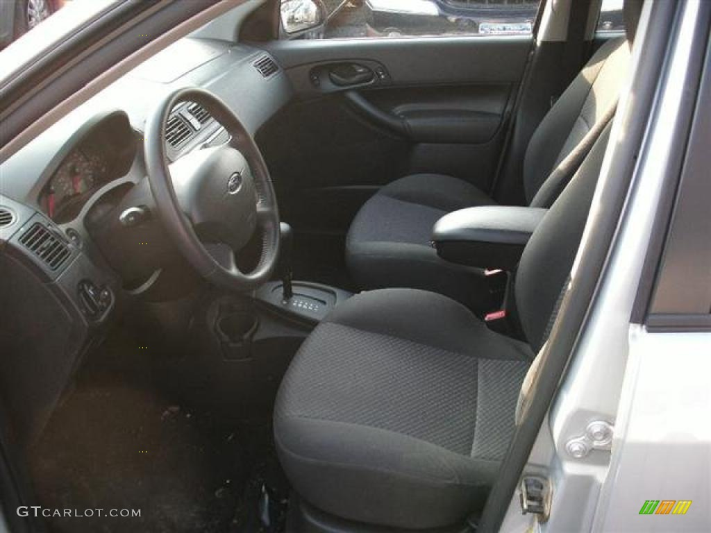 2005 Ford Focus Zx5 Se Hatchback Interior Photos