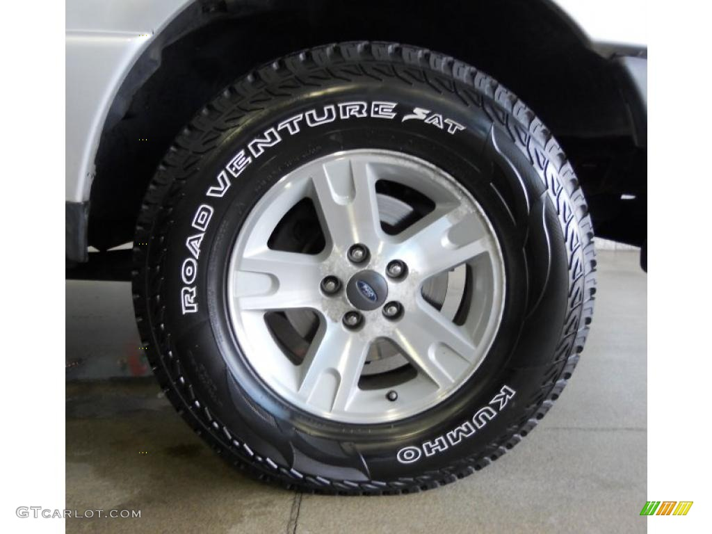 2005 Ford Ranger Xlt Supercab 4x4 Wheel Photo 41123231