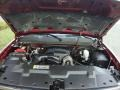 2009 Deep Ruby Red Metallic Chevrolet Silverado 1500 LT Extended Cab 4x4  photo #14