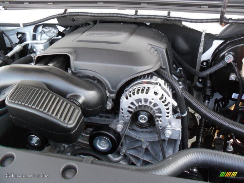 2011 chevrolet silverado 1500 extended cab 5 3 liter flex fuel ohv 16 valve vvt vortec v8 engine. Black Bedroom Furniture Sets. Home Design Ideas