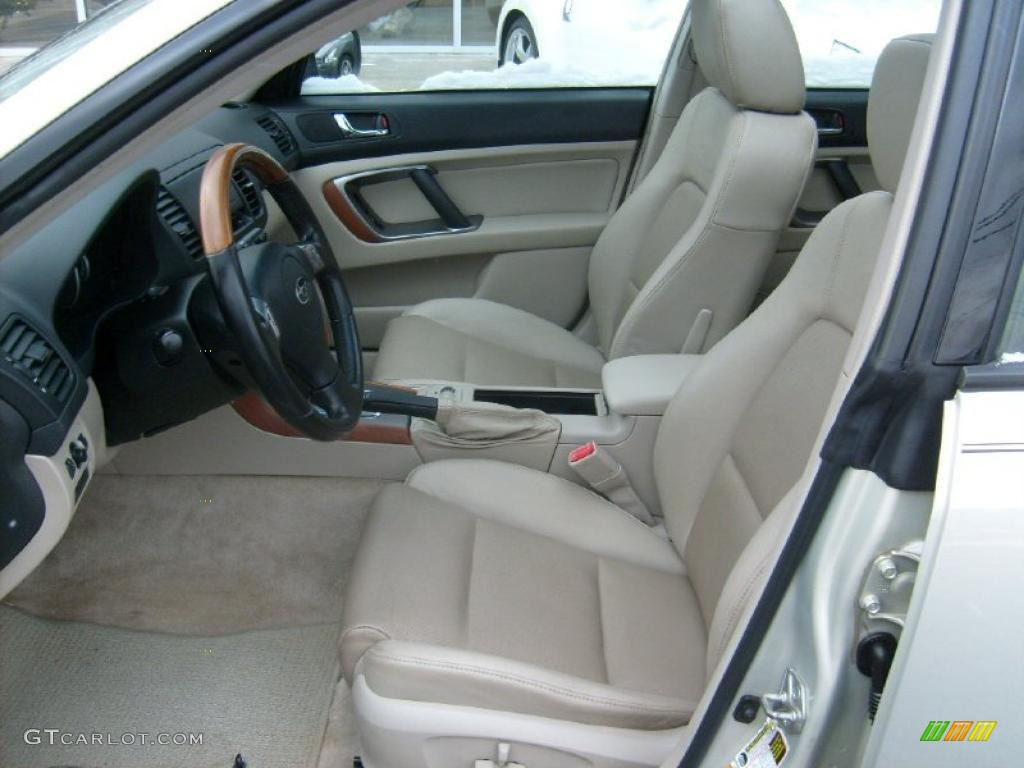 2006 subaru outback 3 0 r l l bean edition wagon interior. Black Bedroom Furniture Sets. Home Design Ideas
