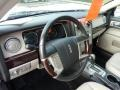 2008 Dark Blue Ink Metallic Lincoln MKZ AWD Sedan  photo #9