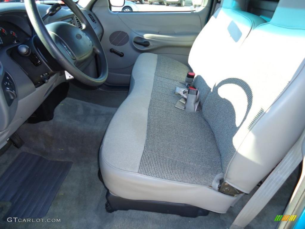 1997 ford f150 xl regular cab interior photo 41137507. Black Bedroom Furniture Sets. Home Design Ideas