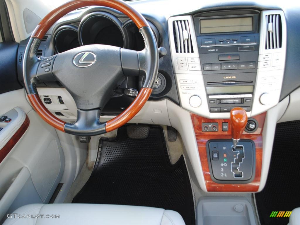 lexus rx 330 2006 interior images galleries with a bite. Black Bedroom Furniture Sets. Home Design Ideas