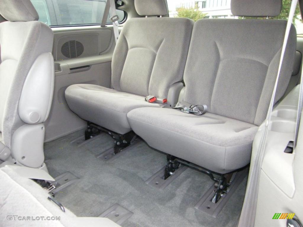 Sandstone Interior 2002 Chrysler Town Country Lx Photo 41145687
