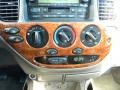 2003 Toyota Tundra Gray Interior Controls Photo