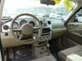 Pastel Pebble Beige 2006 Chrysler PT Cruiser Interiors
