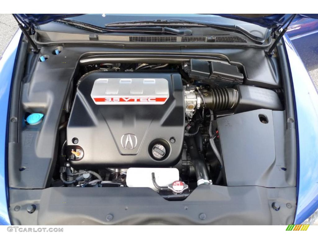 2008 Acura TL 3.5 Type-S 3.5 Liter SOHC 24-Valve VTEC V6