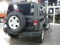 2011 Natural Green Pearl Jeep Wrangler Sport S 4x4  photo #5