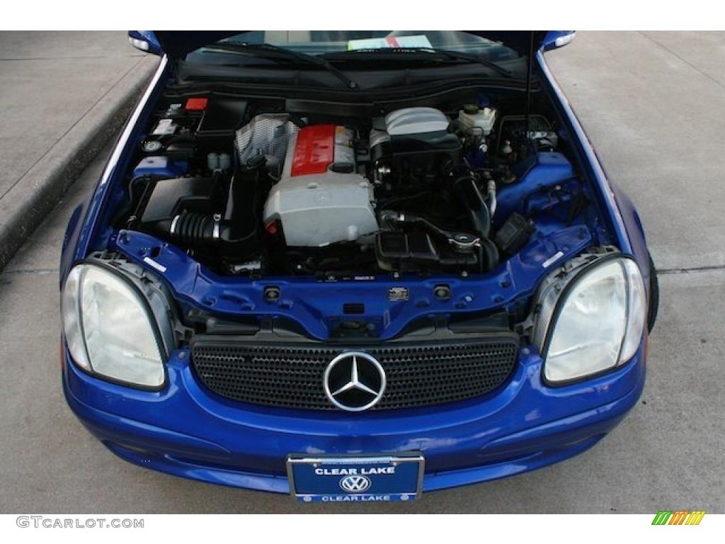 2003 mercedes benz slk 230 kompressor roadster 2 3 liter for 2003 mercedes benz slk 230 kompressor