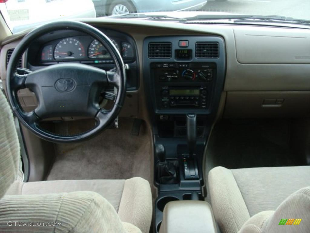 2000 Toyota 4runner Sr5 4x4 4 Speed Automatic Transmission