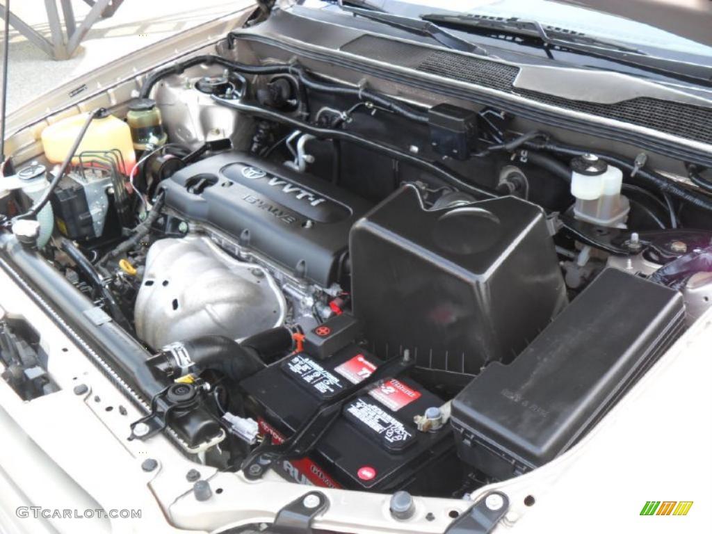 2004 toyota highlander i4 2 4 liter dohc 16 valve vvt i 4 cylinder engine photo 41178470. Black Bedroom Furniture Sets. Home Design Ideas