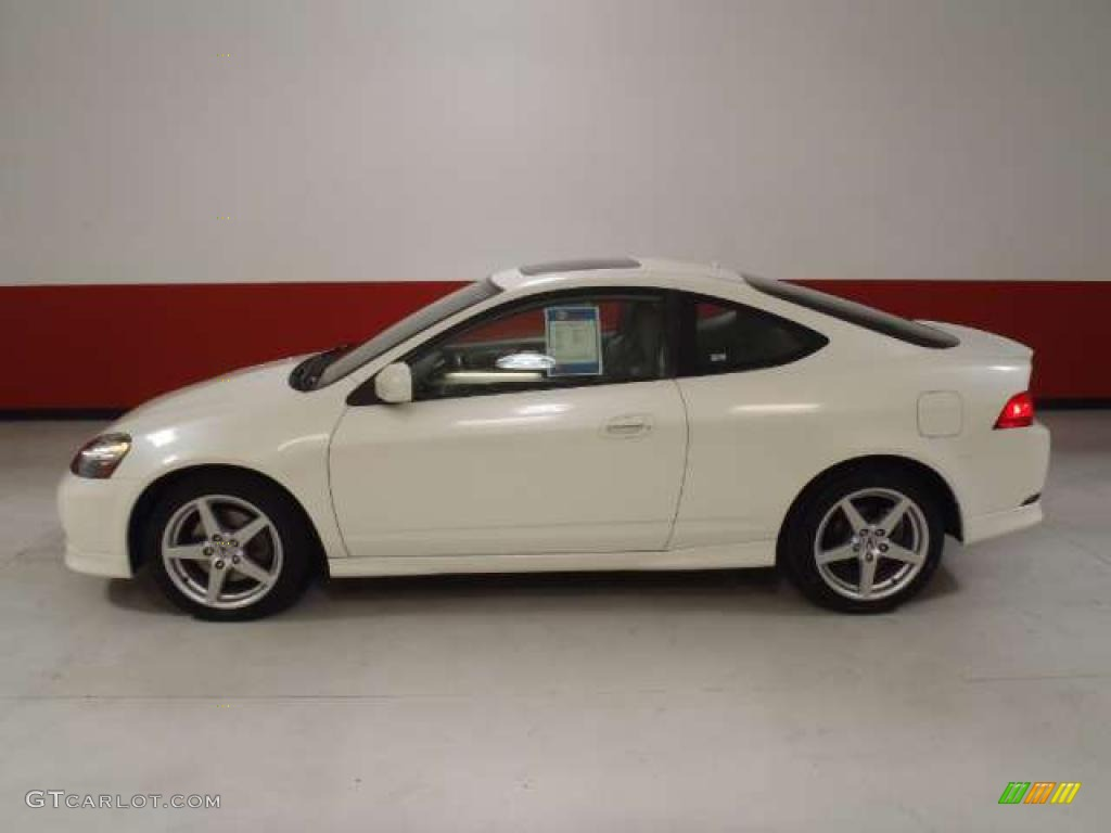 Premium White Pearl 2006 Acura RSX Type S Sports Coupe Exterior Photo #41179038 | GTCarLot.com