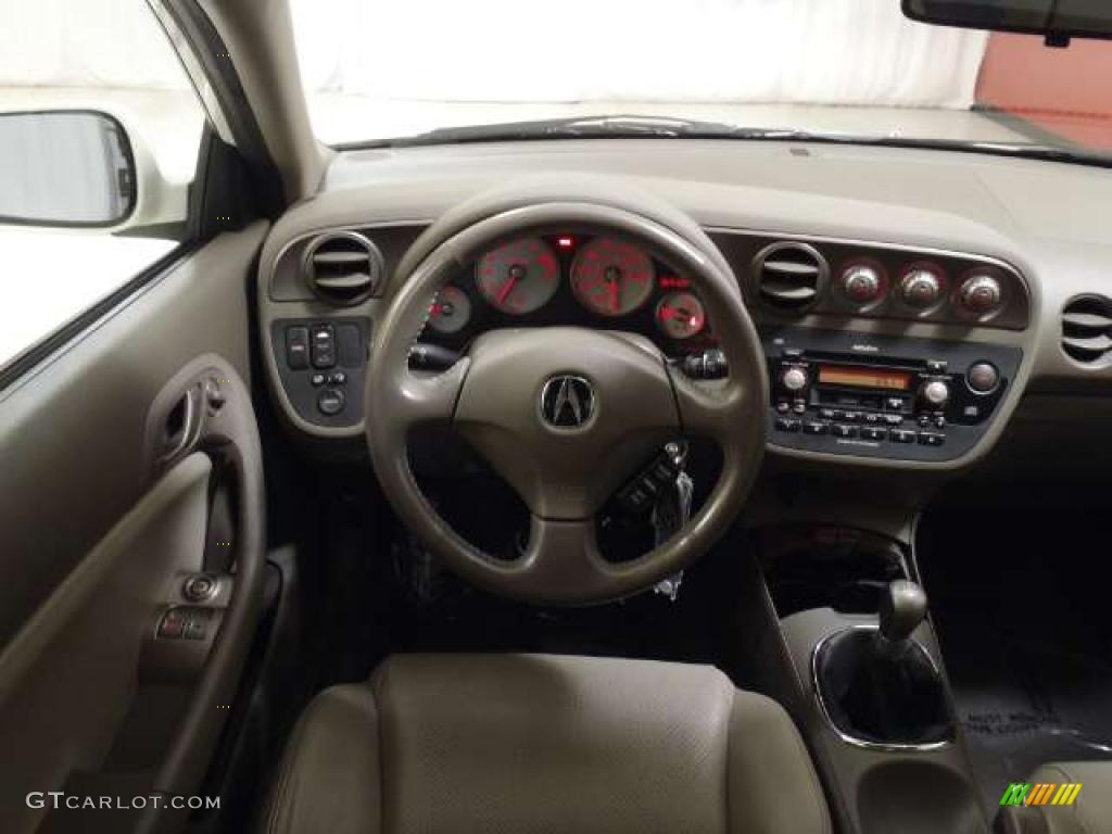 2006 Acura RSX Type S Sports Coupe Titanium Dashboard ...