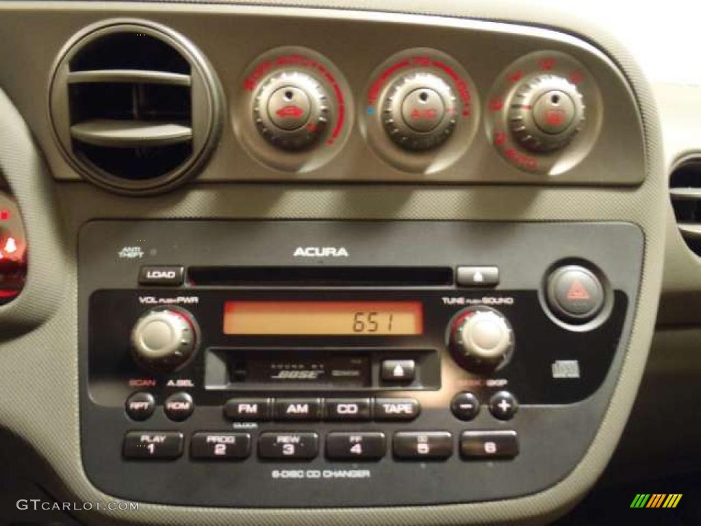 2006 acura rsx type s sports coupe controls photo. Black Bedroom Furniture Sets. Home Design Ideas