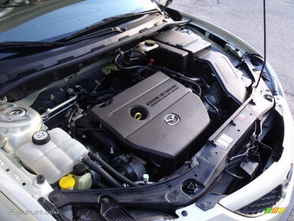 2008 mazda mazda3 i touring sedan 2 0 liter dohc 16v vvt 4 cylinder engine photo 41182130