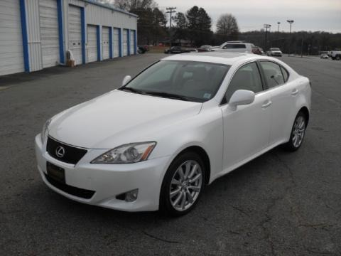 2007 Lexus IS 250 AWD Data, Info And Specs
