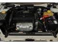 2000 Leganza SX 2.2 Liter DOHC 16-Valve 4 Cylinder Engine