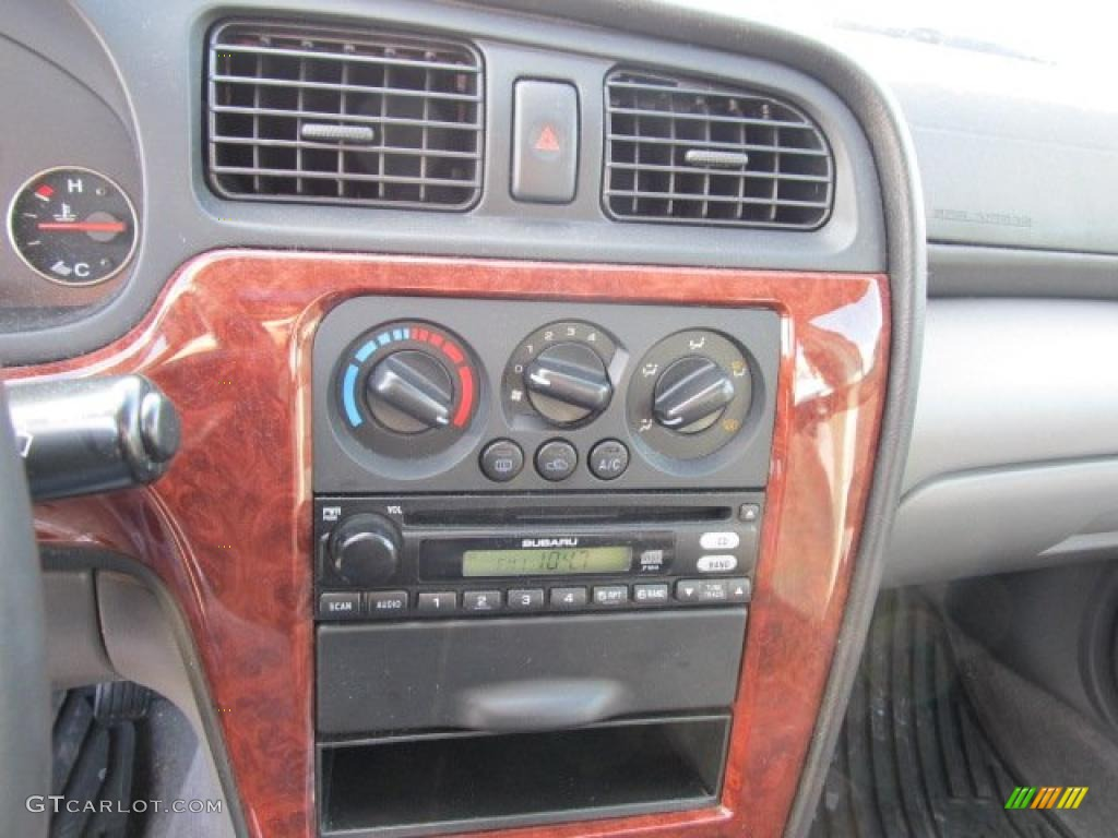 2004 subaru legacy l sedan controls photos gtcarlot com