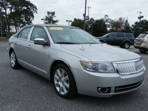 2007 lincoln mkz sedan data info and specs. Black Bedroom Furniture Sets. Home Design Ideas