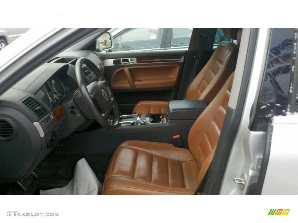 2004 Volkswagen Touareg V8 Interior Photo 41201706