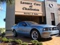 2006 Windveil Blue Metallic Ford Mustang GT Premium Coupe  photo #1