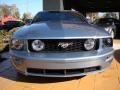 2006 Windveil Blue Metallic Ford Mustang GT Premium Coupe  photo #2