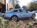 Windveil Blue Metallic 2006 Ford Mustang GT Premium Coupe Exterior