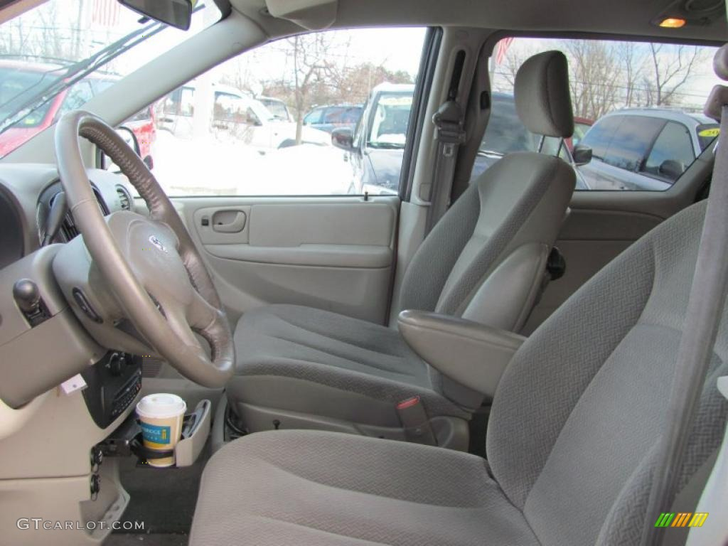 Dodge Grand Caravan 2005 Interior