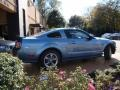 2006 Windveil Blue Metallic Ford Mustang GT Premium Coupe  photo #33