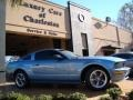 2006 Windveil Blue Metallic Ford Mustang GT Premium Coupe  photo #34
