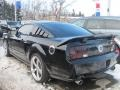 Black 2006 Ford Mustang GT Premium Coupe Exterior