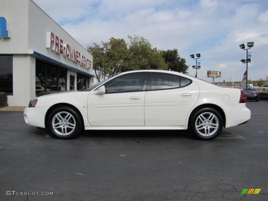 ivory white 2007 pontiac grand prix gt sedan exterior photo 41206926. Black Bedroom Furniture Sets. Home Design Ideas