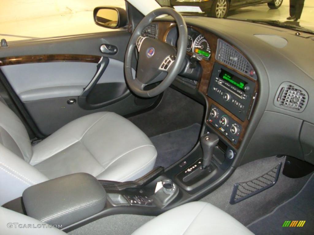 2006 Saab 9 5 23T SportCombi Wagon Interior Photo 41207454