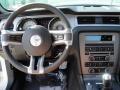 2011 Ford Mustang Saddle Interior Dashboard Photo