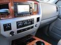 2007 Inferno Red Crystal Pearl Dodge Ram 3500 Laramie Mega Cab 4x4 Dually  photo #7