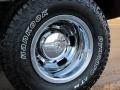 2007 Inferno Red Crystal Pearl Dodge Ram 3500 Laramie Mega Cab 4x4 Dually  photo #18