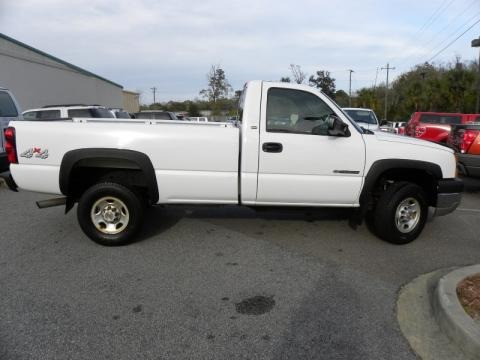 2004 chevrolet silverado 2500hd regular cab 4x4 data info and specs. Black Bedroom Furniture Sets. Home Design Ideas