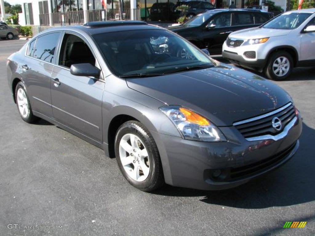 2009 Dark Slate Metallic Nissan Altima 2 5 Sl 41177940 Photo 20 Gtcarlot Com Car Color