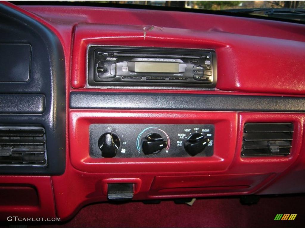 1996 oxford white ford f150 xlt extended cab 41177620 photo 16 car color. Black Bedroom Furniture Sets. Home Design Ideas